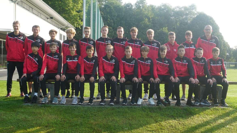 25.05.2021: C1-Junioren feiern erneut Meisterschaft und suchen Verstärkung!
