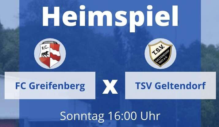 Fc Greifenberg vs. TSV Geltendorf