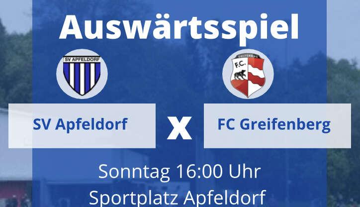 Fc Greifenberg vs. SV Apfeldorf