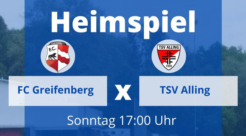 Fc Greifenberg vs. TSV Alling