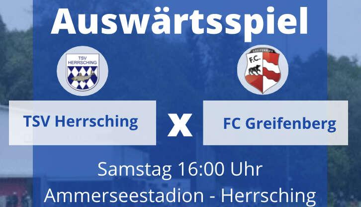 FC Greifenberg vs. TSV Herrsching
